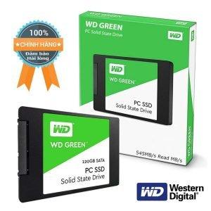 SSD WD 120GB Chính Hãng