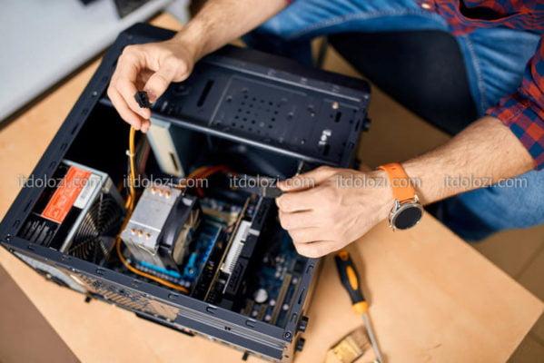 Dịch vụ sửa máy tính bình thạnh