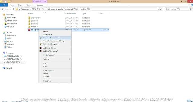 tảit phần mềm photoshop cs6