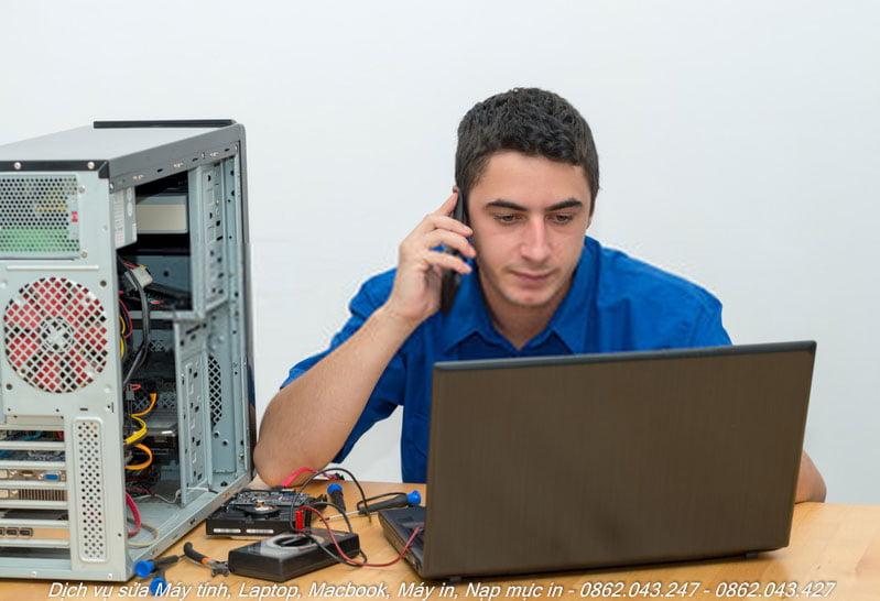 Dịch vụ sửa máy tính uy tín tại Quận thủ đức