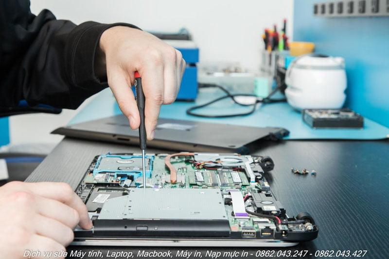 dịch vụ sửa Laptop Quận 7