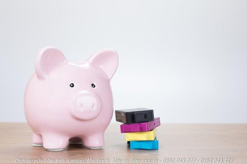 Thay mực in tại nhà tiết kiệm chi phí