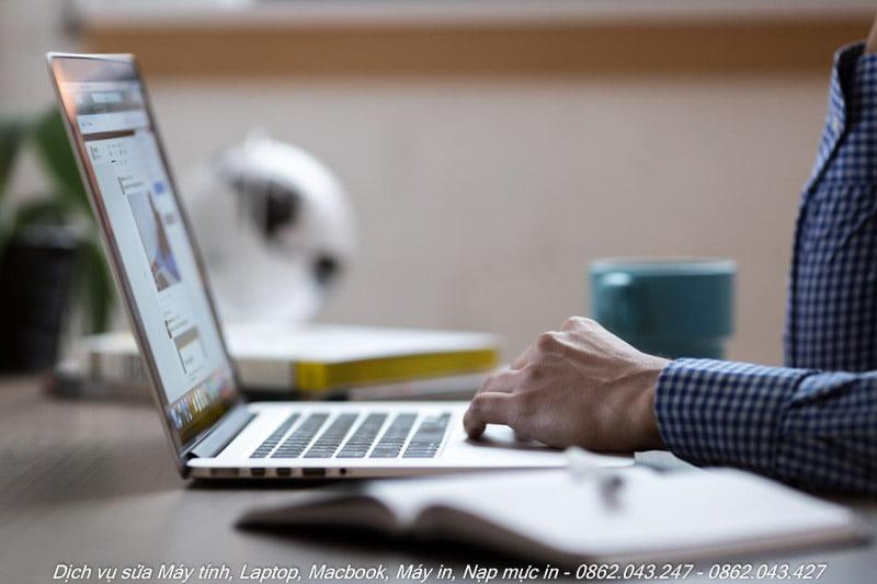 Dịch vụ sửa laptop tại nhà uy tín