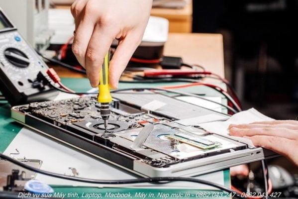 Dịch vụ sửa máy tính tại nhà quận 7
