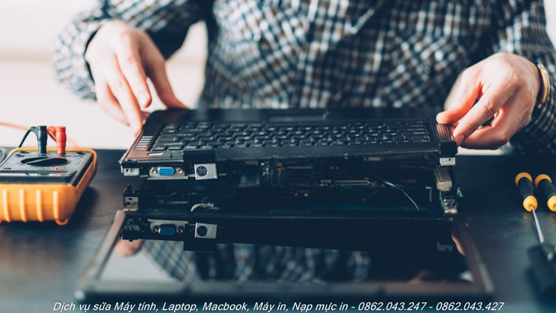 Sửa laptop tại nhà quận 7