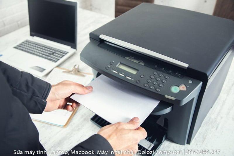 sửa máy in kẹt giấy quận thủ đức