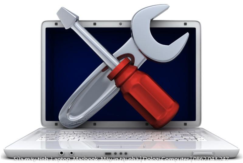 Dịch vụ sửa laptop uy tín tại TPHCM