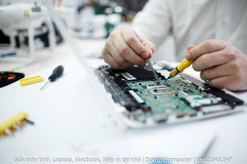 Dịch vụ sửa chữa tại Dolozi Computer