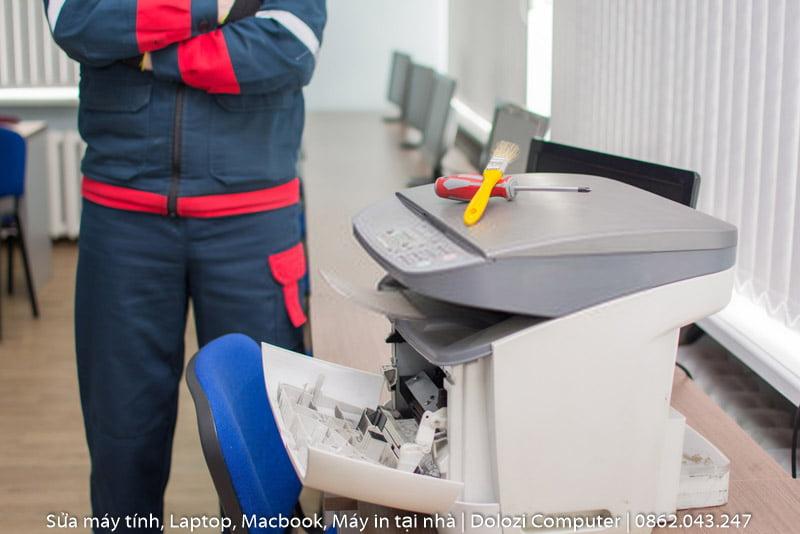 Dịch vụ sửa máy in quận 1
