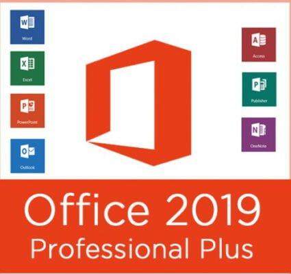 tải và cài đặt Office 2019