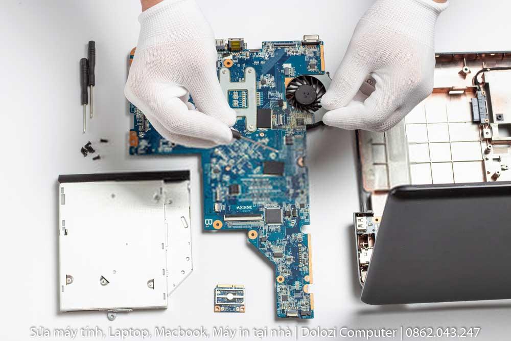 Dịch vụ sửa Laptop tại nhà Quận 9