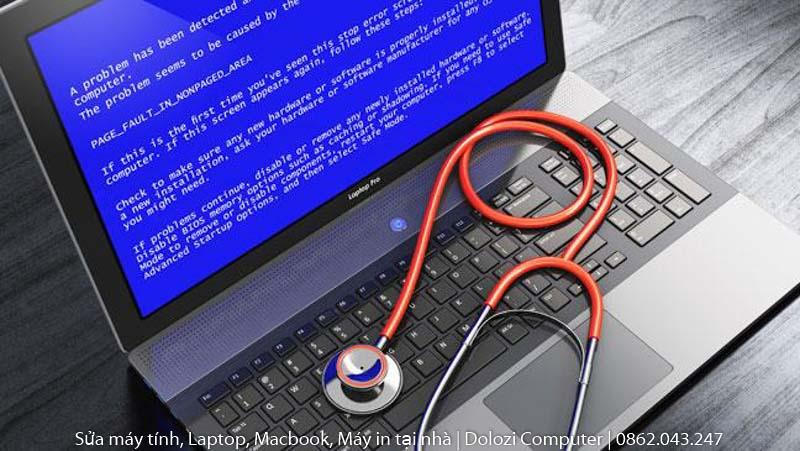cấp cứu laptop quận bình thạnh