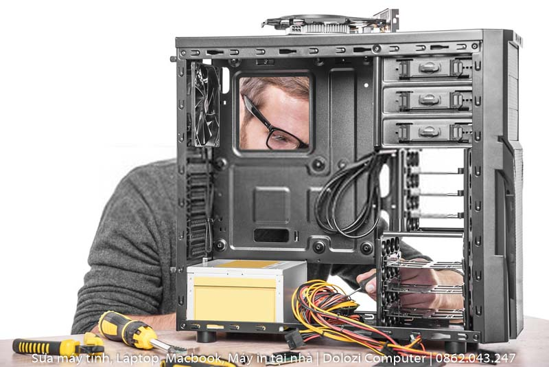 dịch vụ vệ sinh máy tính quận 2