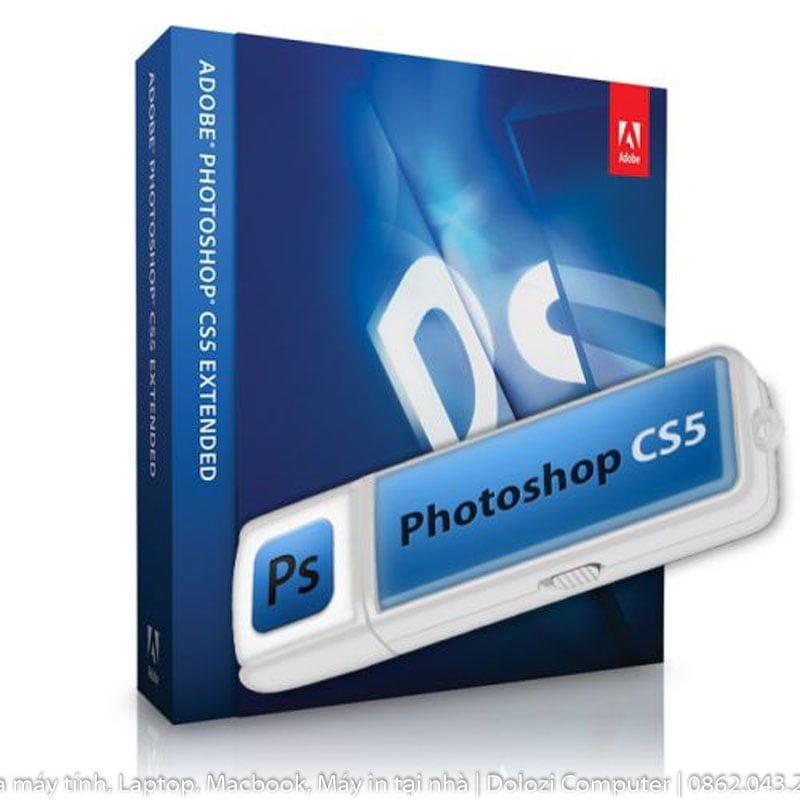 Tải phần mềm photoshop cs5