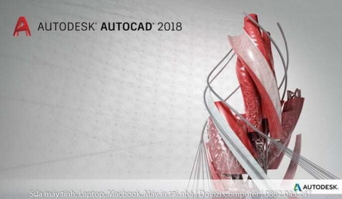 tải và cài đặt autocad 2018