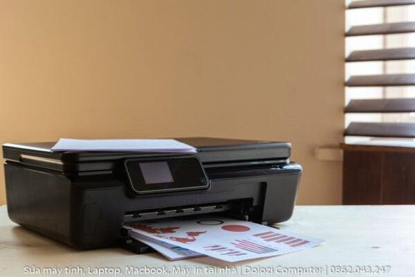 nạp mực máy in ở thủ đức