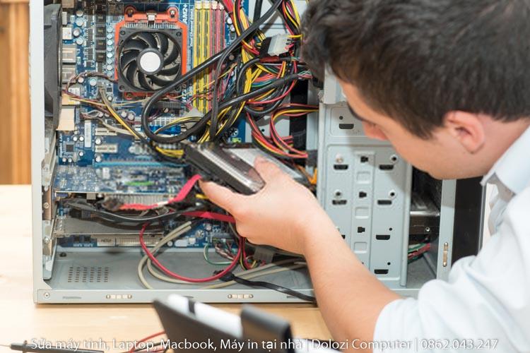 Dịch vụ sửa máy tính ở quận 1