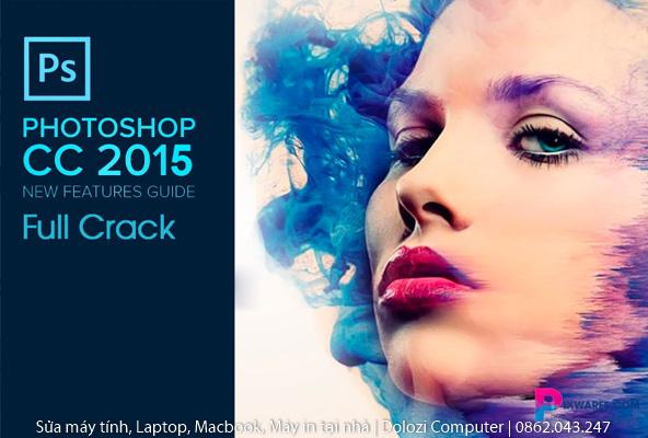 Hướng dẫn cài đặt photoshop cc 2015 full crack