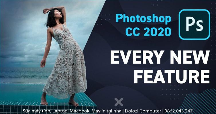 Hướng dẫn cài đặt phần mềm photoshop cc 2020 full crack