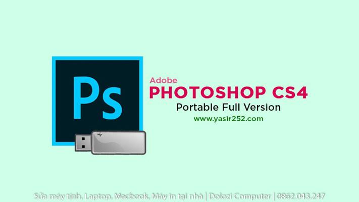 cài đặt phần mềm photoshop CS4 Full Crack