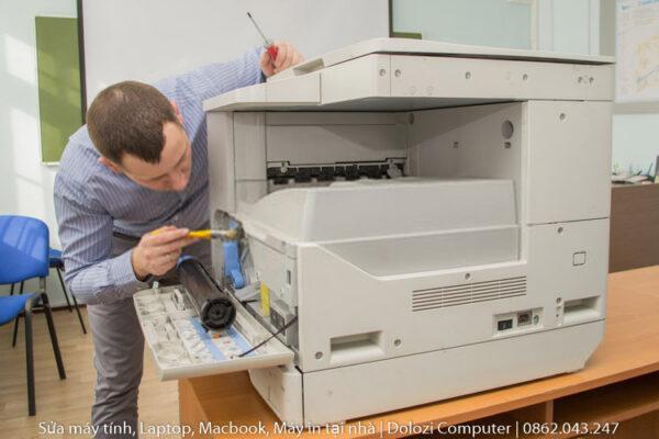 Sửa máy in ở quận 10