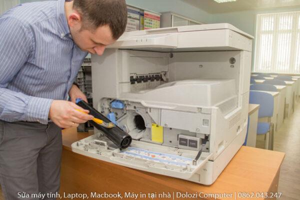 Sửa máy in tại nhà quận 10