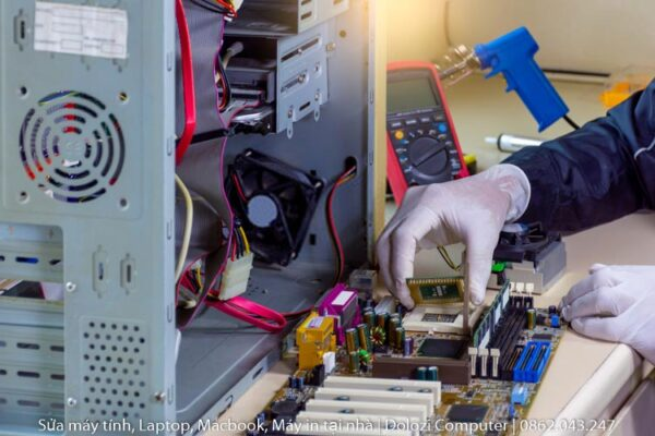 Sửa máy tính ở quận 1
