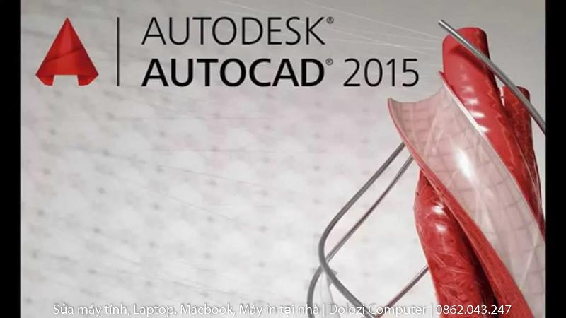 Hướng dẫn tải và cài đặt autocad 2015 full crack