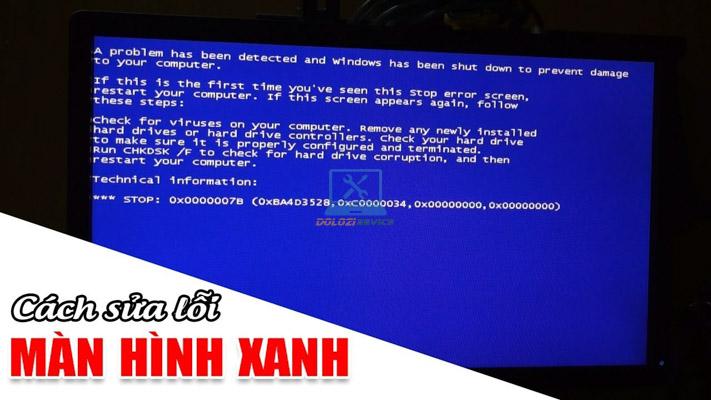 Cửa hàng sửa máy tính tại nhà HCM