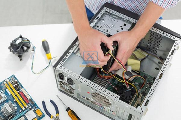 Cửa hàng sửa máy tính chất lượng, giá rẻ tại quận 11