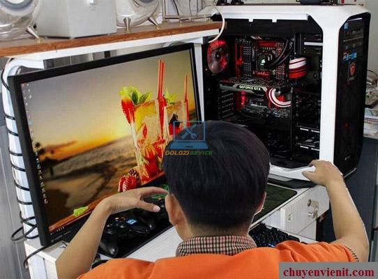Cửa hàng sửa máy tính chất lượng, giá rẻ tại quận Tân phú