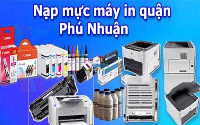 IT Dolozi Chuyên nạp mực in quận Phú Nhuận