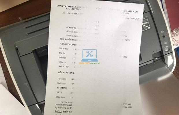 IT Dolozi Chuyên nạp mực in quận Tân Bình