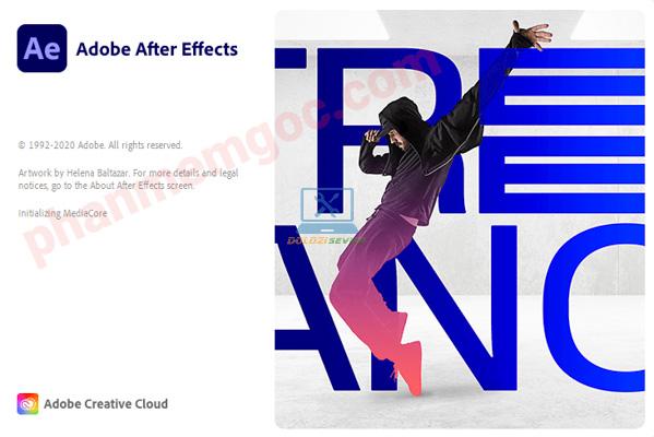 Hướng dẫn cài đặt After Effects 2021 Full Crack