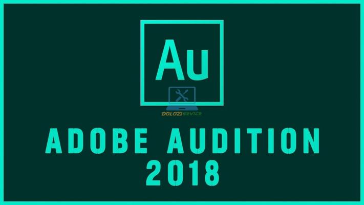 Hướng dẫn cài đặt audition 2018 Full Crack