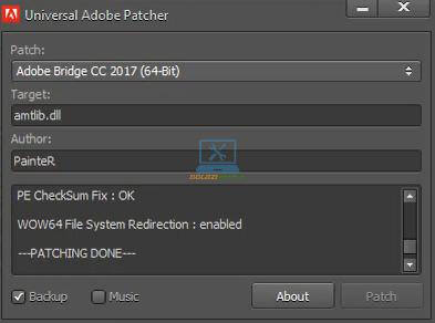 Kích hoạt bản quyền thành công Bridge 2017 Full Crack