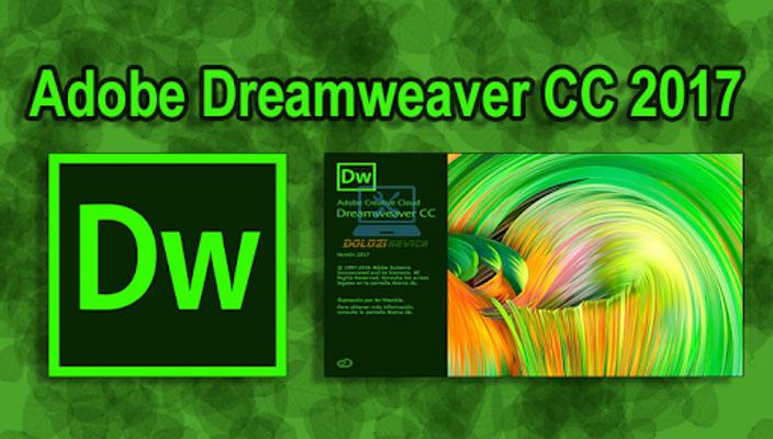 Hướng dẫn cài đặt Dreamweaver 2017 Full Crack