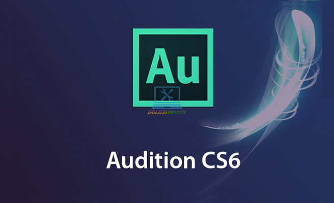 Hướng dẫn cài đặt Audition CS6 Full Crack