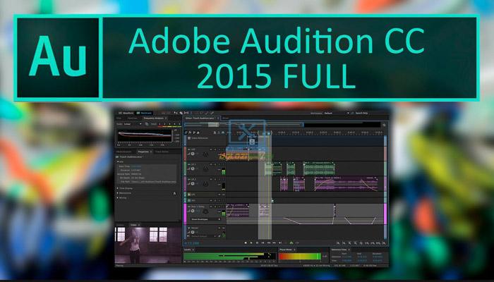 Hướng dẫn cài đặt Audition 2015 Full Crack